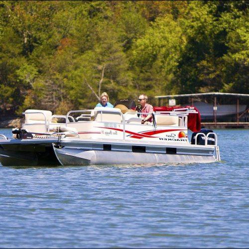 Pontoon Boat Rentals Orlando FL